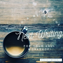 Writing For Your Soul